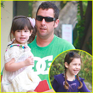 Adam Sandler: Gym with Sunny &#038; Sadie!