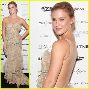 Bar Refaeli: Whitney Museum of American Art Gala!