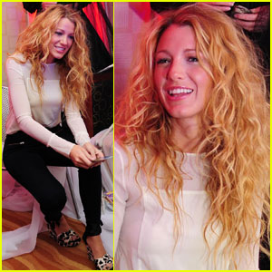 Blake Lively: Dare to Check-In Halloween Suite!