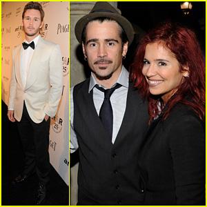 Colin Farrell & Ryan Kwanten: 2011 amfAR Inspiration Gala!
