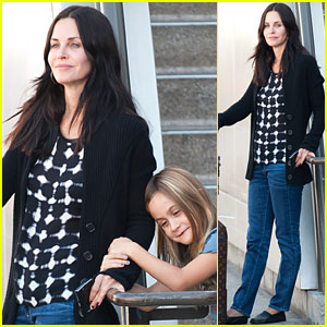 Courteney Cox: In the Friend Zone with David Arquette