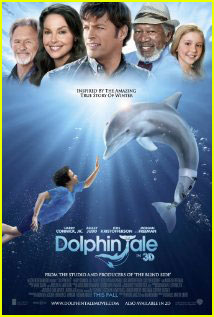 'Dolphin Tale' Tops Box Office, 'Moneyball' Takes Second