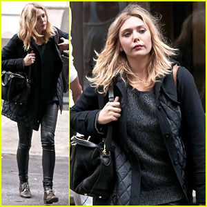 Elizabeth Olsen: Los Angeles Bound