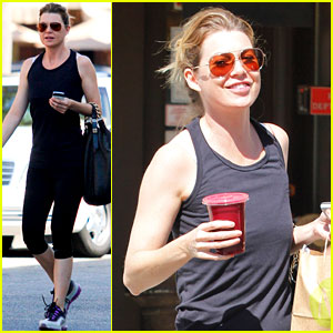 Ellen Pompeo: New 'Grey's' Season is Explosive & Dramatic!
