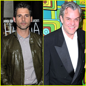 Eric Bana: Playing Elvis Presley in 'Elvis & Nixon'!