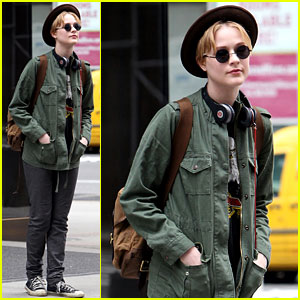 Evan Rachel Wood: George Clooney is Amazing!
