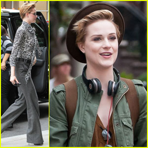 Evan Rachel Wood: I Want To Play A Superhero!