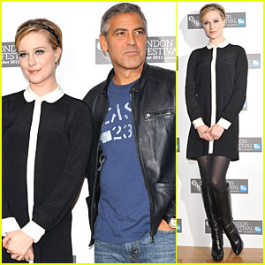 Evan Rachel Wood: 'Ides of March' Photo Call in London