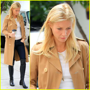 Gwyneth Paltrow: Central Park Reminds Me of My Youth