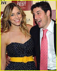Jason Biggs & Wife: What Happens in Vegas...