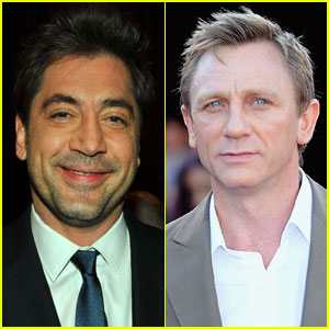 Javier Bardem Confirms 'Bond 23' Villain Role