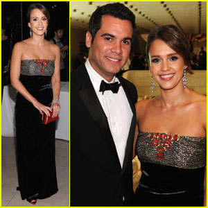 Jessica Alba: An Evening With Ralph Lauren & Cash Warren!