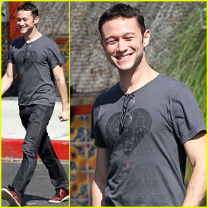 Joseph Gordon-Levitt: Sometimes You Gotta Laugh!