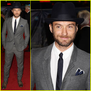 Jude Law: '360' Premiere at BFI London Film Festival!