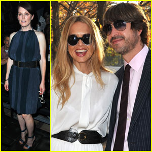 Julianne Moore & Rachel Zoe: Lanvin Ladies