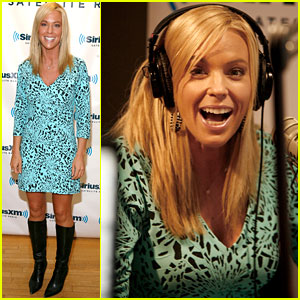 Kate Gosselin: SiriusXM Stop in NYC