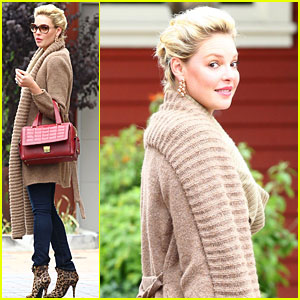 Katherine Heigl: Jim Henson Studios Meeting!