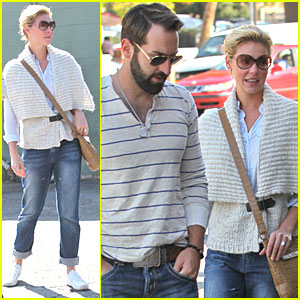 Katherine Heigl & Josh Kelley: Let's Do Lunch