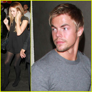 Lauren Conrad & Derek Hough: New Couple Alert?
