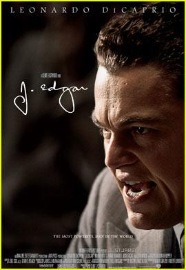Leonardo DiCaprio: 'J. Edgar' Posters Unveiled!