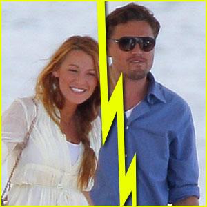 Blake Lively & Leonardo DiCaprio Split | Blake Lively ... Leonardo Dicaprio Girlfriend
