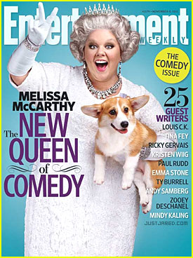 Melissa McCarthy: EW's Queen of Comedy!
