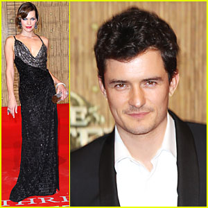Orlando Bloom: 'Three Musketeers' World Premiere!