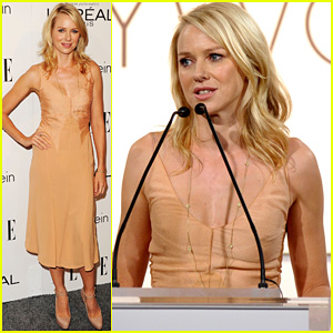 Naomi Watts: Elle's Women in Hollywood Honoree!