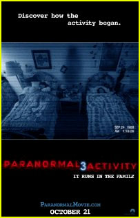 'Paranormal Activity 3' Tops Box Office