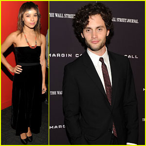 who is penn badgley dating 2011