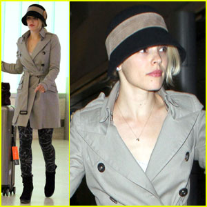 Rachel McAdams: From London to LAX