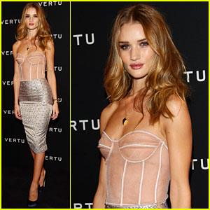 Rosie Huntington-Whiteley: Constellation Cutie!