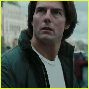 Tom Cruise: New 'Mission: Impossible – Ghost Protocol ...