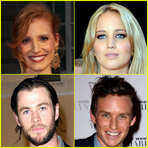 Jessica Chastain &#038; Jennifer Lawrence: BAFTA Rising Star Nominees!