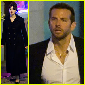 Bradley Cooper & Jennifer Lawrence: 'Silver' Set in Philly