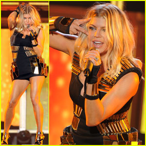 Fergie: Black Eyed Peas Farewell Concert!