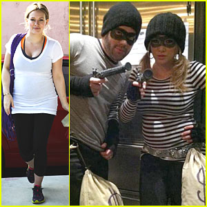 Hilary Duff: Taking Vocal Classes Again!
