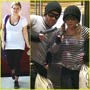 Hilary Duff: Taking Vocal Classes Again!