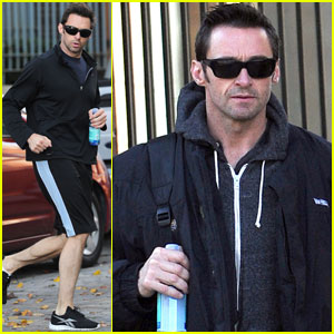 Hugh Jackman: Losing 3 Pounds Every Night on Broad