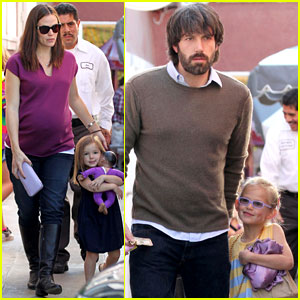 Jennifer Garner & Ben Affleck: Lunch with the Girls!