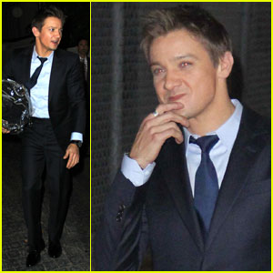 Jeremy Renner: Up for Doing Another 'Mission: Impossible'