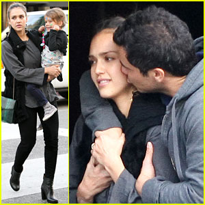 Jessica Alba: I'm So Thankful For My Family!