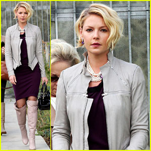 Katherine Heigl: Adopt Your Pet!