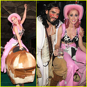 Katy Perry: Wild West Birthday Ho Down Throwdown!