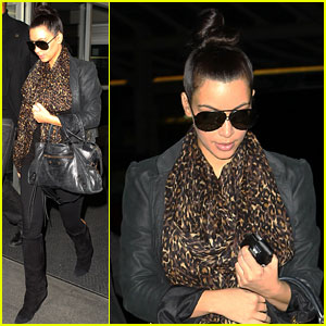 Kim Kardashian Leaves Minnesota After Meet-Up with Kris Humphries