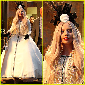 Lady Gaga Opens Gaga's Workshop in NYC!
