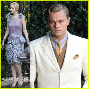 Leonardo DiCaprio Shoots 'Great Gatsby' in 3D