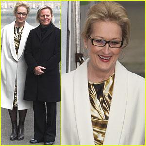 Meryl Streep: 'Iron Lady' Photo Call