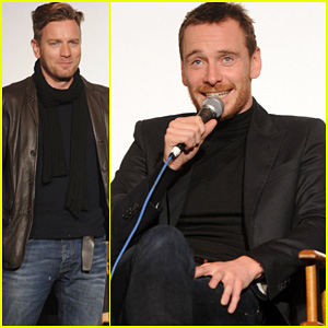 Michael Fassbender & Ewan McGregor: 'Haywire' Screening!