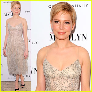 Michelle Williams: 'My Week With Marilyn' New York Premiere!